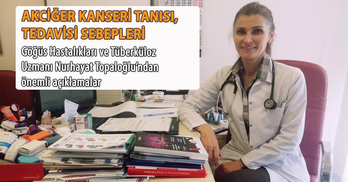 """""""AKCİĞER KANSERİ FARKINDALIK AYI"""""""