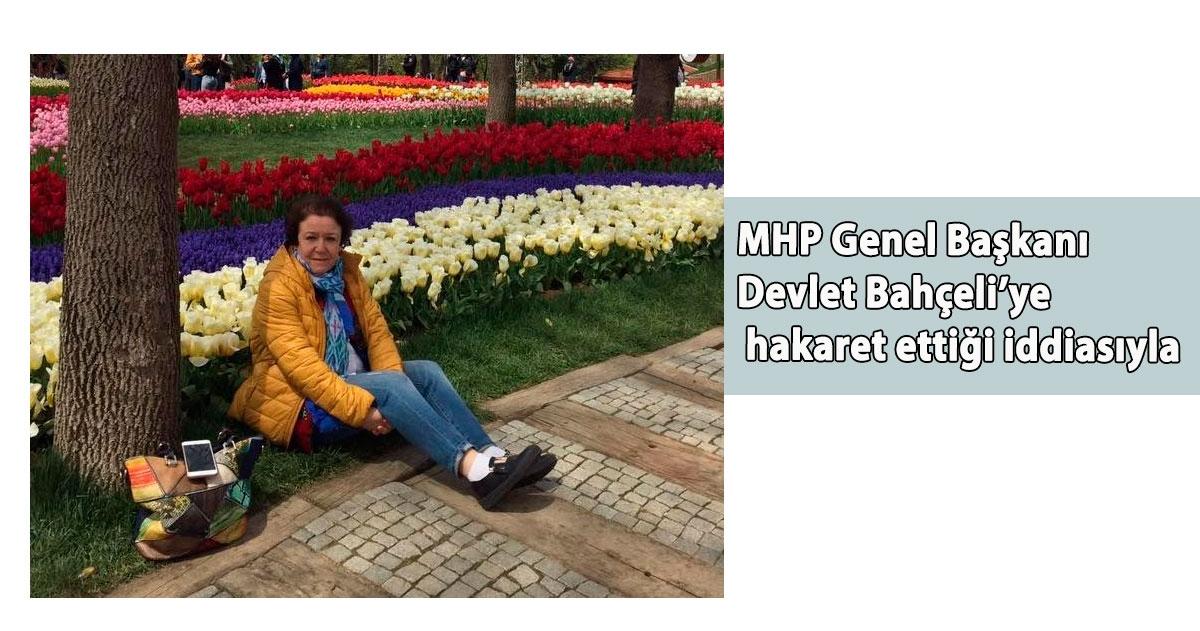 BOLU'DA CHP'Lİ MECLİS ÜYESİ HAKKINDA HAPİS İSTEMİ