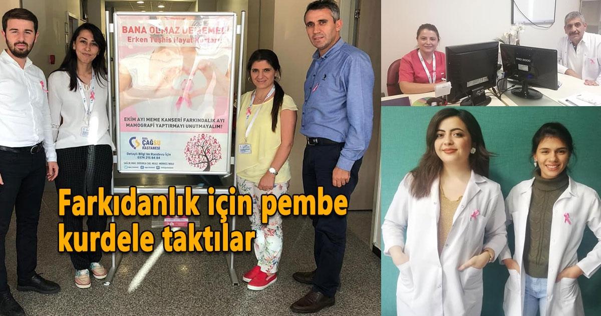 """""""ERKEN TEŞHİS HAYAT KURTARIR"""""""