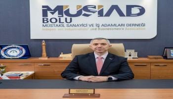 BOLU'DA MÜSİAD YÖNETİMİNDEN TOPLU İSTİFA